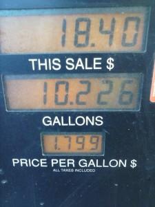 colorado gas pump